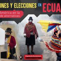 Rebeliones y elecciones en Ecuador. Nuestra América en la búsqueda de alternativas