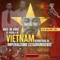 Al heroico pueblo de Viet Nam -DOSSIER