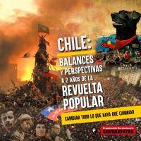 Chile: balances y perspectivas a dos años de la Revuelta Popular